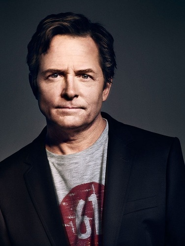 Michael J Fox wallpaper with a business suit and a suit titled Michael J Fox