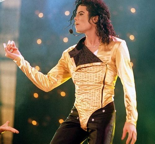 Michael Jackson- Dangerous Tour [=