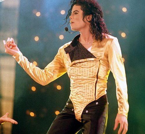 Michael Jackson- Dangerous Tour [=