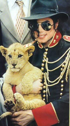 Michael Jackson ( The King of South Africa ) =D <3
