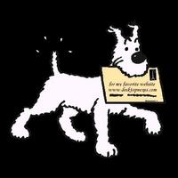 Les Aventures de Tintin - Snowy