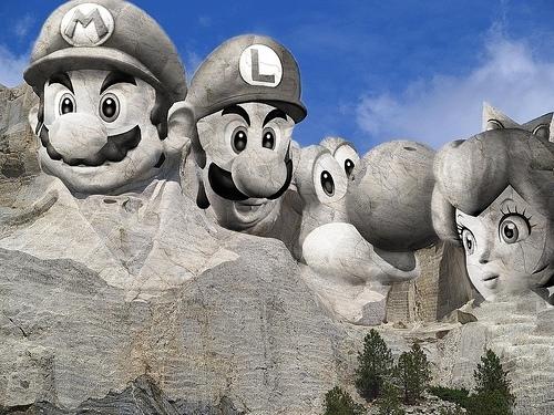 Mount Nintendo