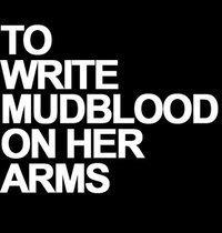 Mudblood!