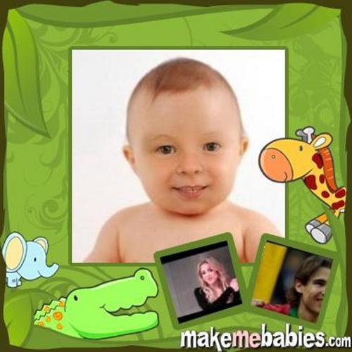 Nadal and Shakira child