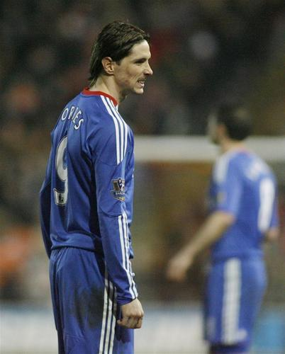 Nando - Blackpool(1) vs Chelsea(3)