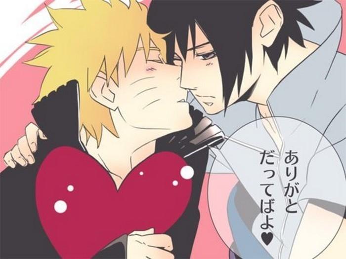 naruto sasuke yaoi. Naruto and Sasuke