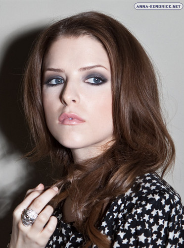 New Outtakes of Anna Kendrick from Purple Magazine (2009)