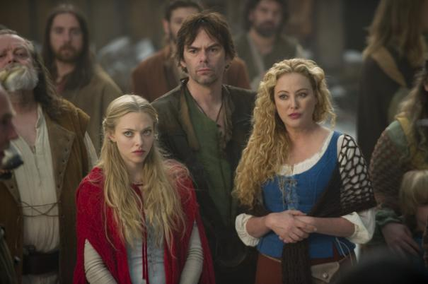 New stills from 'Red Riding Hood' featuring Billy Burke