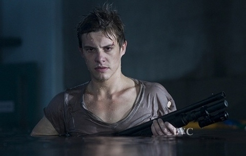 New stills of Xavier Samuel from 'Bait'
