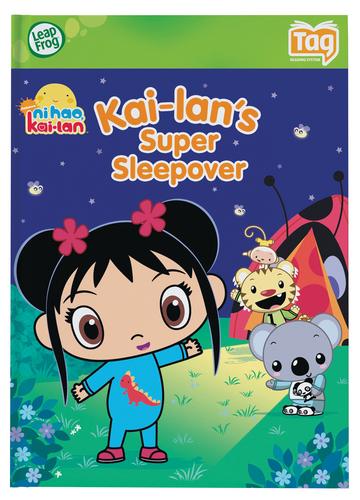 Ni Hao, Kai-Lan: Kai-Lan's Super Sleepover