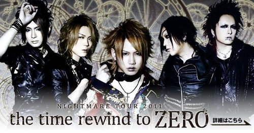 Nightmare New Look 2011