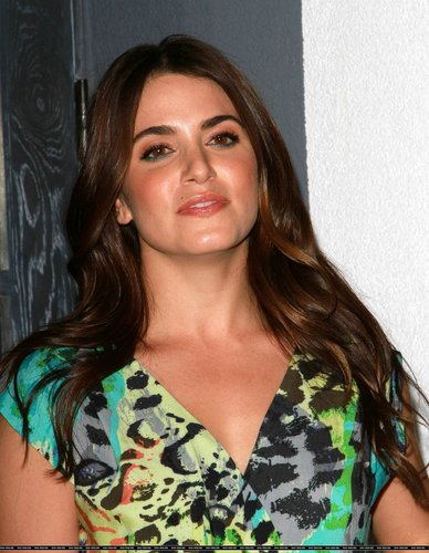 Nikki at the Launch Party For UK Style By French Connection(09.03.11)