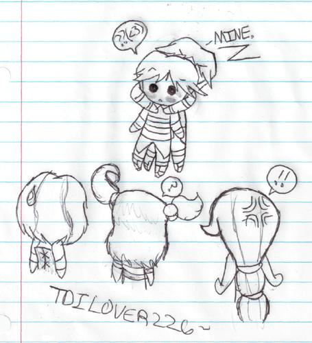 Noco Чиби Doodles