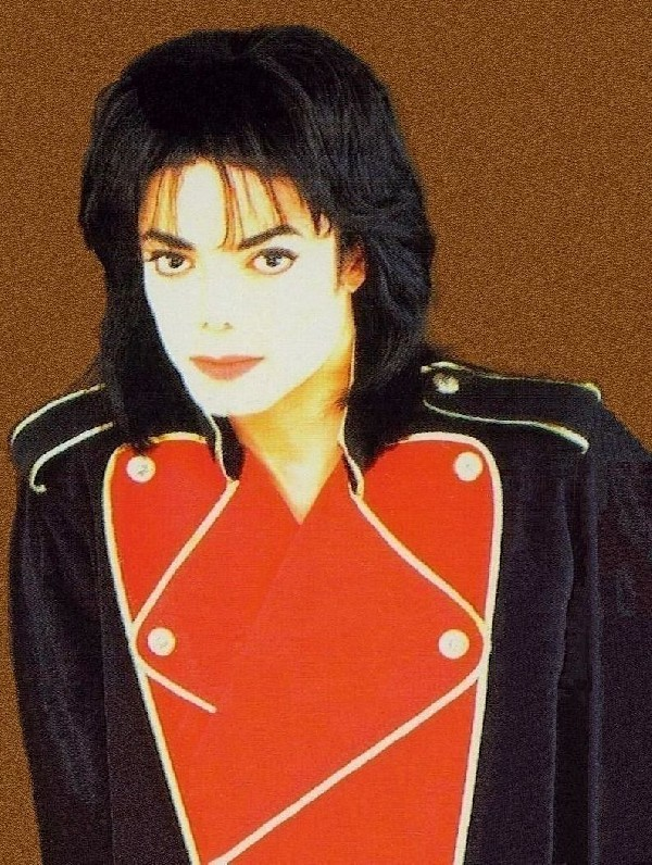 Oh Michael! How beautiful 당신 are!!!