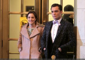 """On the Set of """"Gossip Girl"""" - March 7"""