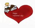 Owen's valentine :D - total-drama-island fan art