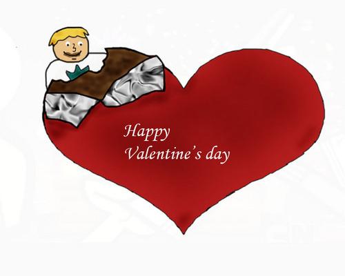 Owen's valentine :D