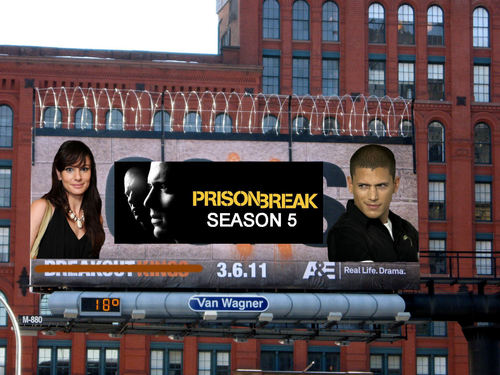PRISON BREAK is authentic!!! Breakout Kings is a bad replica!!!