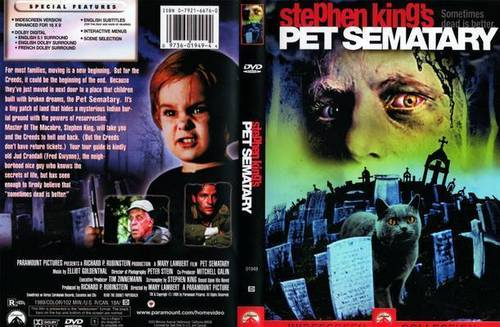 Pet Sematary wallpaper with anime entitled Pet Sematary