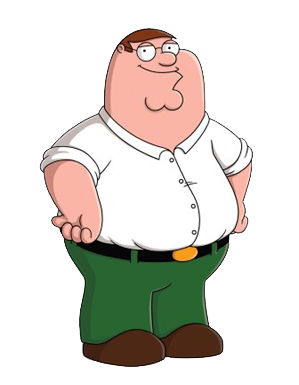 Family Guy wallpaper possibly containing anime called Peter Normal