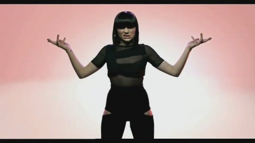 Jessie J wallpaper possibly with a leotard entitled Price Tag [Music Video]
