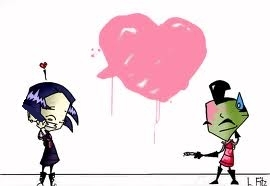 Raven And ZIM forever