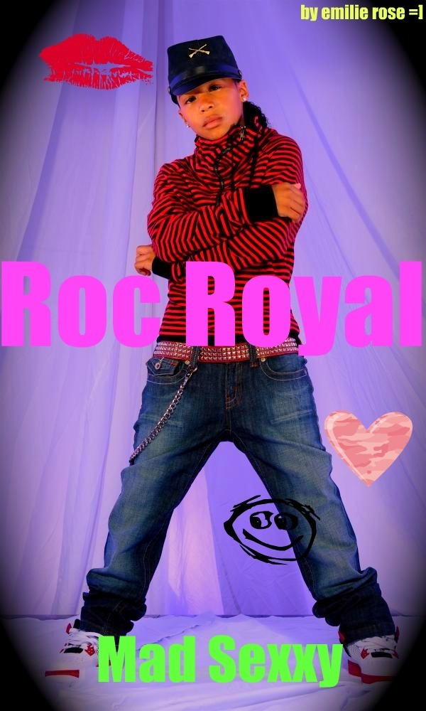 Mindless Behavior Roc Royal Sexy