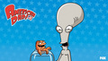 Roger and Klaus - american-dad wallpaper