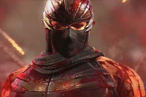 Ryu in Ninja Gaiden 3