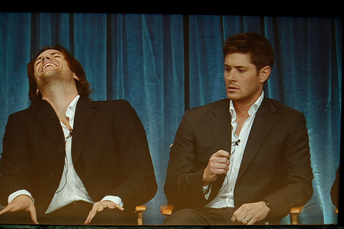 Supernatural images SPN Paleyfest 2011 wallpaper and background photos