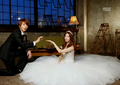 Seohyun & Yonghwa - Wedding picture - we-got-married photo