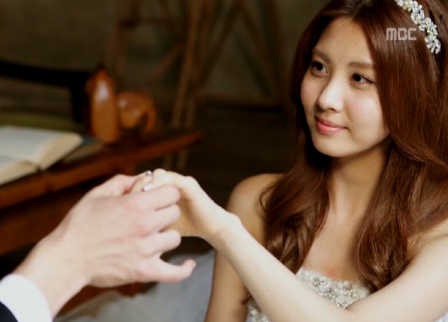 seohyun amp yonghwa wedding picture we got married photo