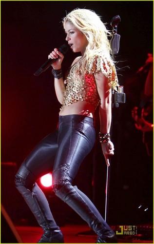 Shakira Performs In Punta del Este