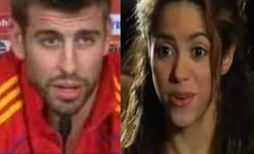 Shakira and Piqué are really same !!!