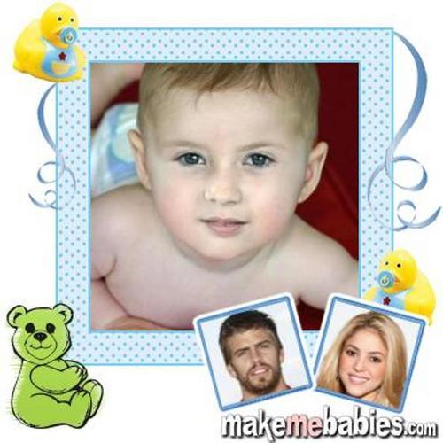 shakira and Piqué future child