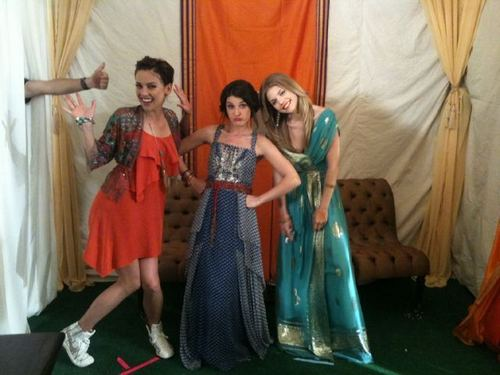 Shenae, Annalynne and Stroup Onset