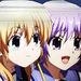 Shiori and Miyuki