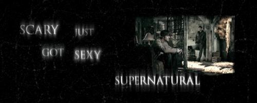 Siggies - Supernatural
