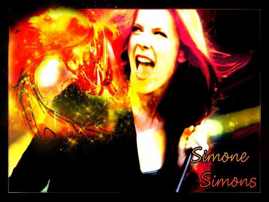Simone Simons - Gallery
