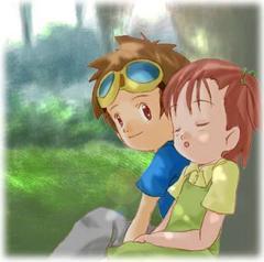 Takato and Jen