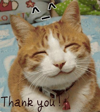 Thanks! :D