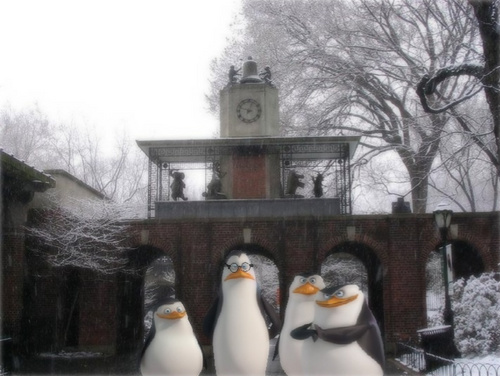 The Delacorte Clock _ Central Park Zoo