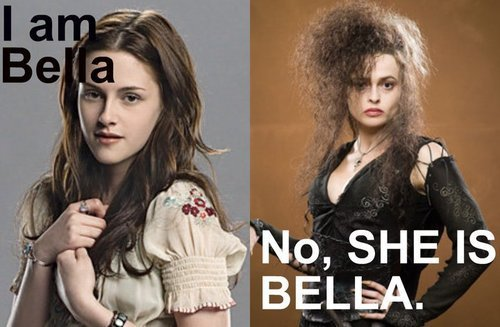 The REAL Bella!
