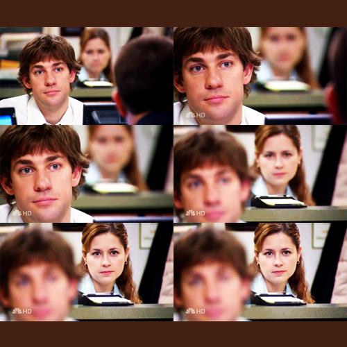 Jim & Pam :))