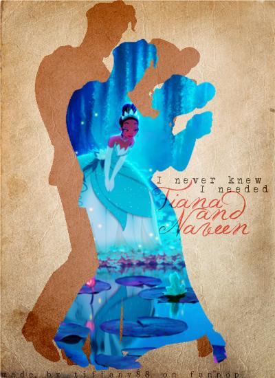 Tiana and Naveen - Dis...