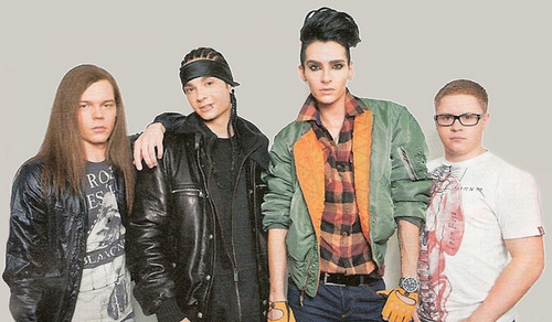 Tokio Hotel In Rock Magazine