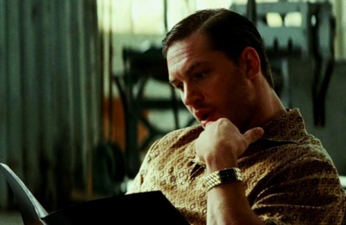 Tom Hardy 'Eames'