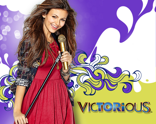 Tori Vega - victorious Wallpaper