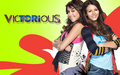 Trina and Tori Vega - victorious wallpaper