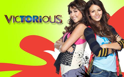 Trina and Tori Vega